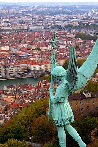 Лион — гастрономическая столица Франции.