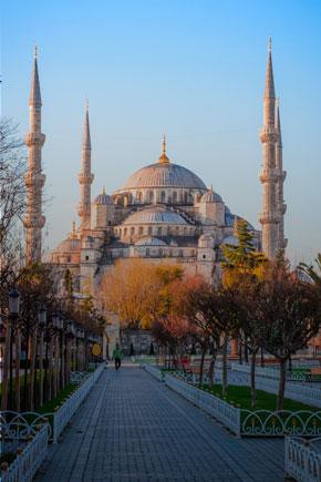 Стамбул сквозь века