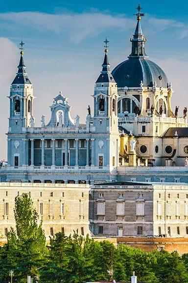 Золотой век Испании. Мадрид