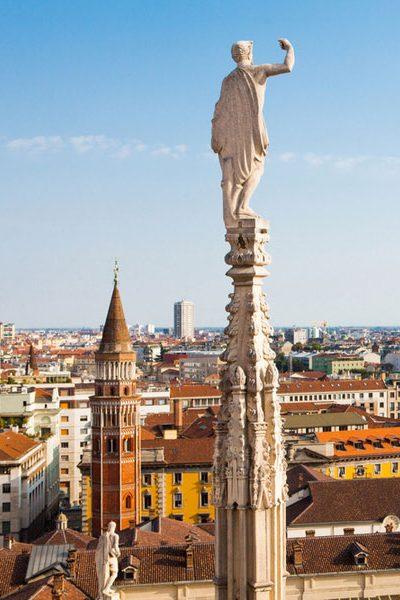 Милан, Ла Скала и великий Леонардо
