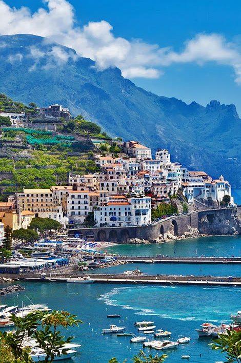 Влюбиться в Неаполь