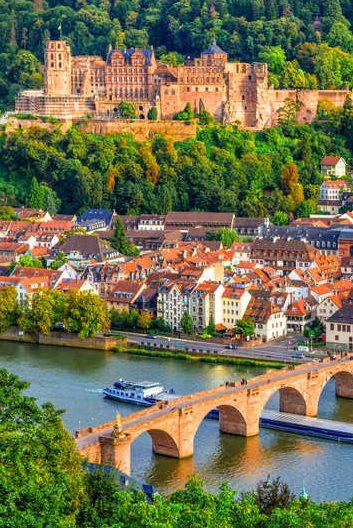 Путешествие и отдых на водах в Германии